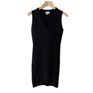 Aritzia Wilfred Desy Sleeveless Knit Mini Dress